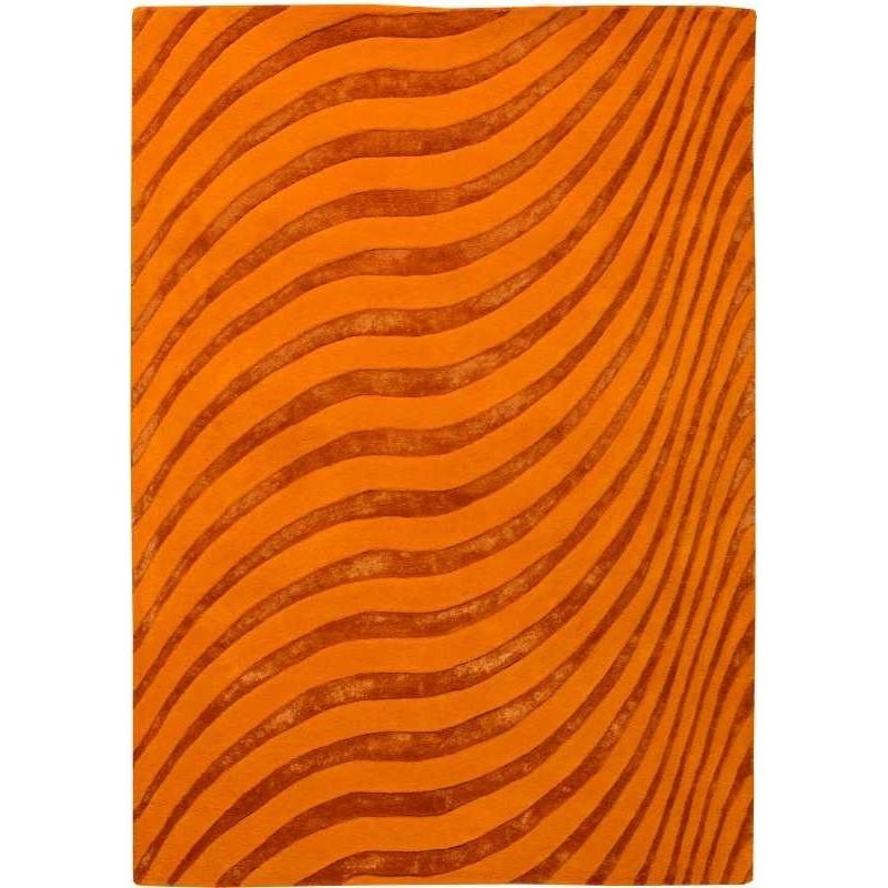 Carpet moderno Wallflor Nadir 175 Orange Lauren Jacob