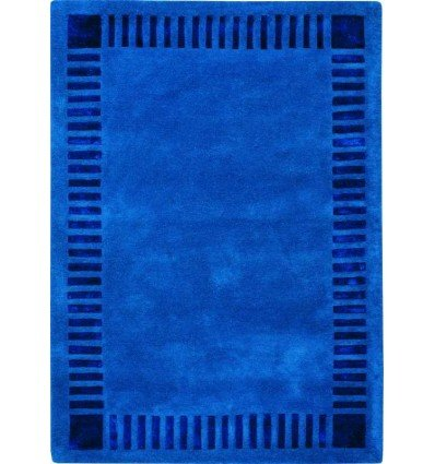 Tappeto moderno Wallflor Nadir 155 New Blue Lauren Jacob