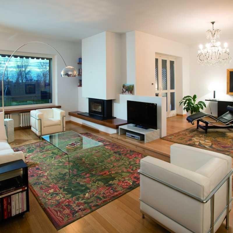 Carpet moderno Wallflor Verdure a grands ramages cm.202x282