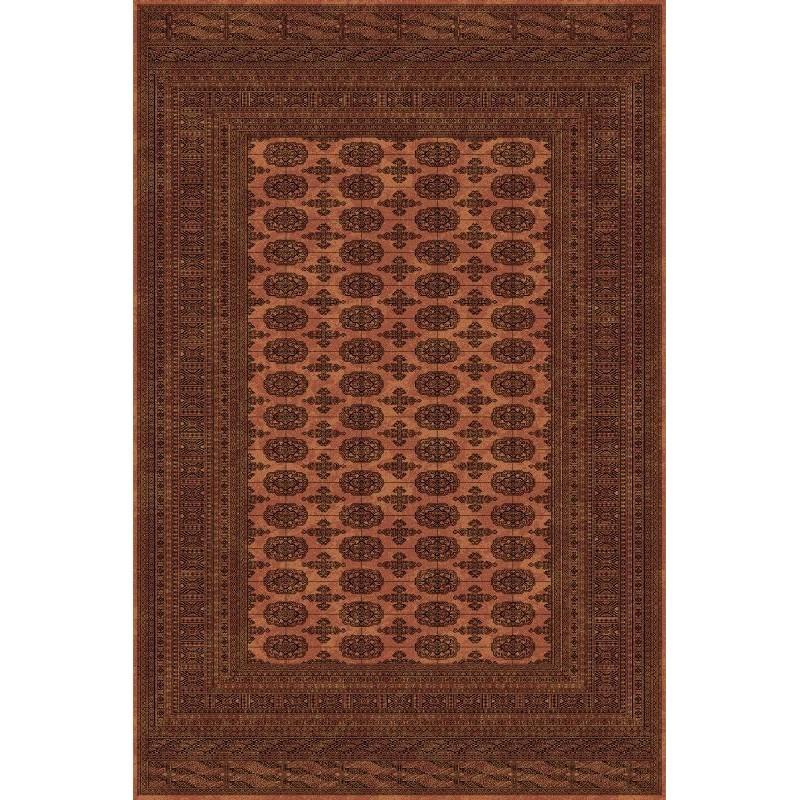 Tappeto persiano Bukhara lana extra fine oro 1292-681