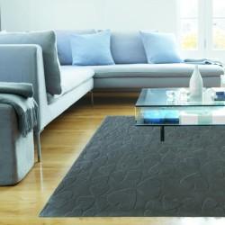 Carpet moderno Suerte 33 Natalia Pepe (-35%) grey cm.200x300 di SITAP