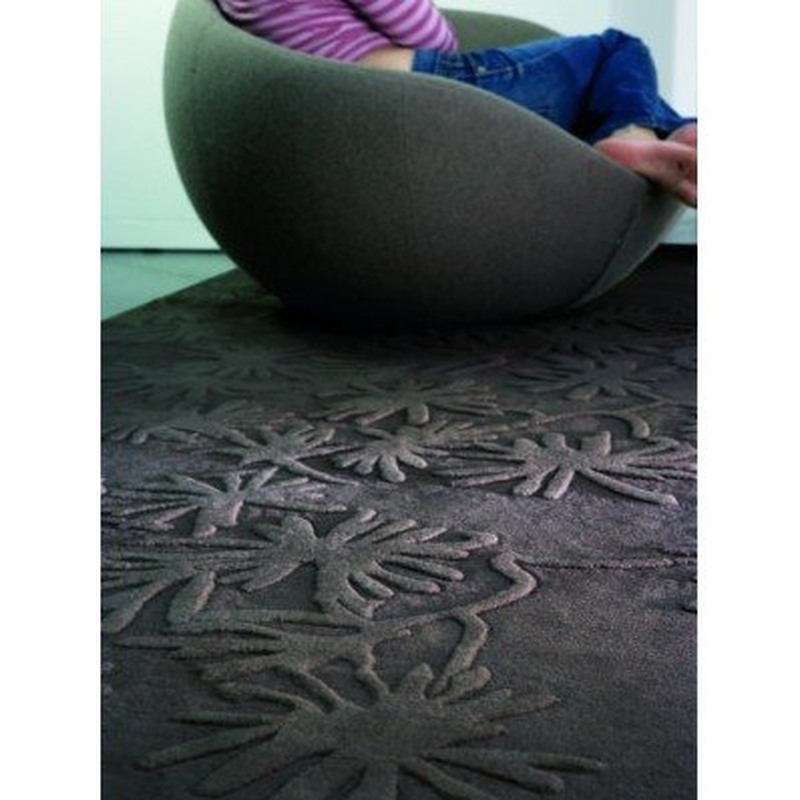 Carpet Asia Nanimarquina brown