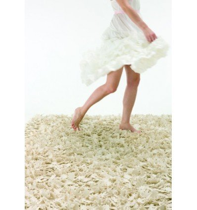 tappeto Little Field of Flowers Nanimarquina ivory