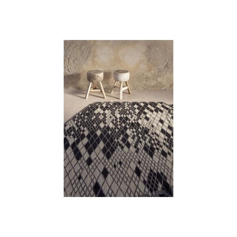 Carpet Losanges II Nanimarquina grigio