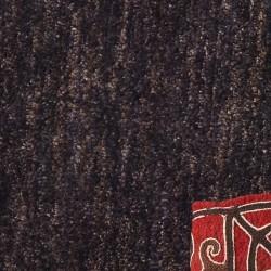 tappeto Chobi Nanimarquina black