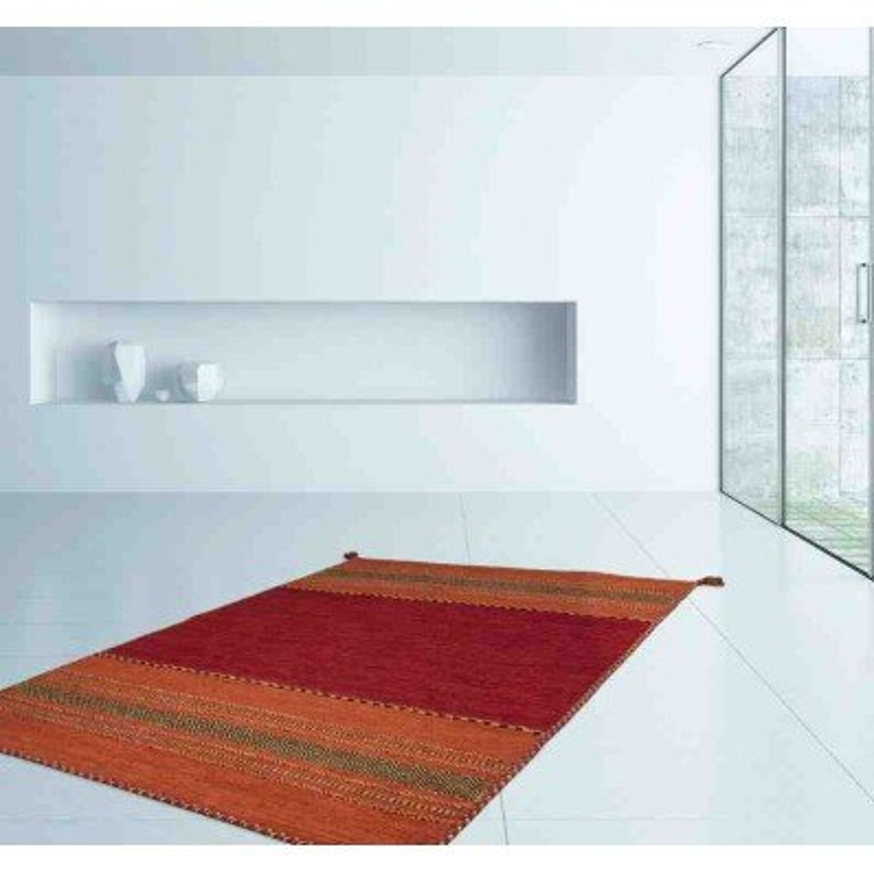 tappeto moderno geometrico alhambra 335 rosso