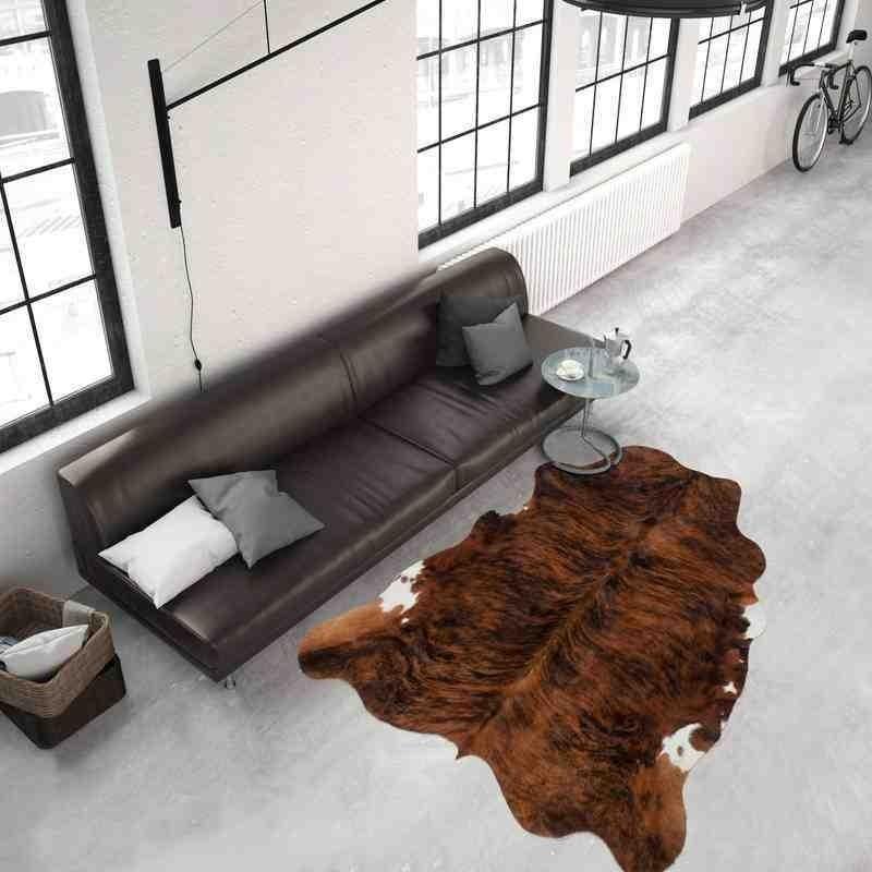 tappeto moderno tinta unita argentina l02zq scuro marrone
