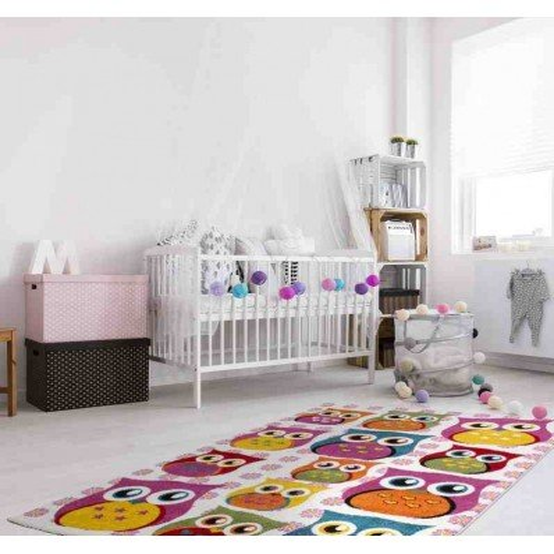 tappeto moderno bambini australia dubbo arcobaleno