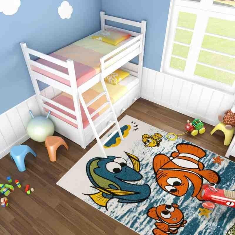tappeto moderno bambini australia ballarat fish