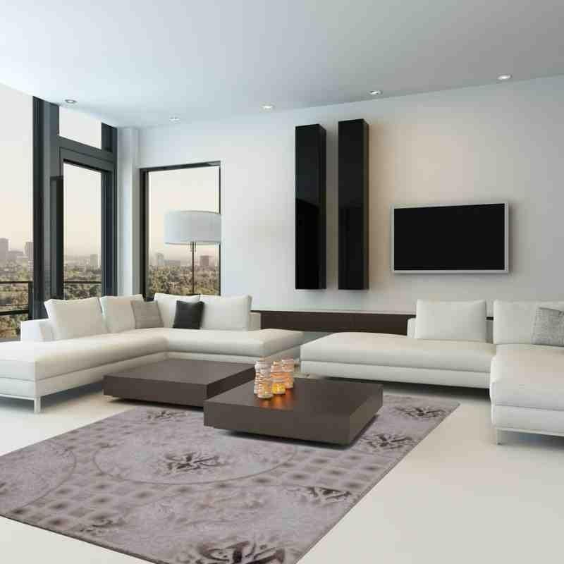 tappeto moderno geometrico austria villach visone