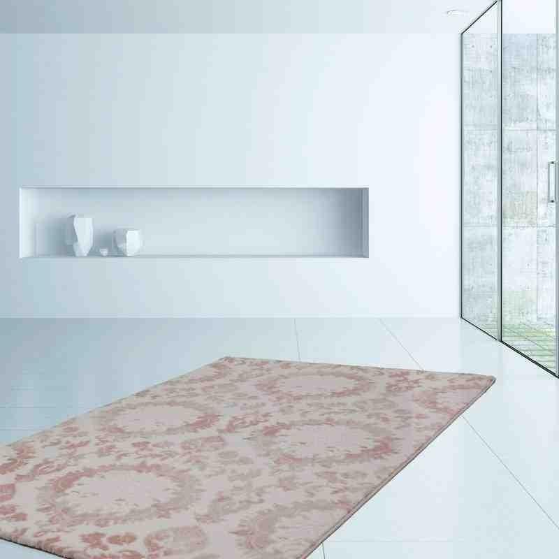 tappeto moderno geometrico austria krems viola
