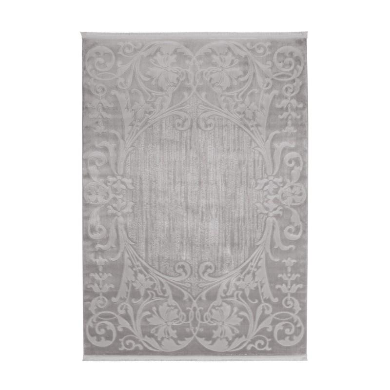 tappeto moderno Pierre Cardin Boulevard Exclusive 410 argento