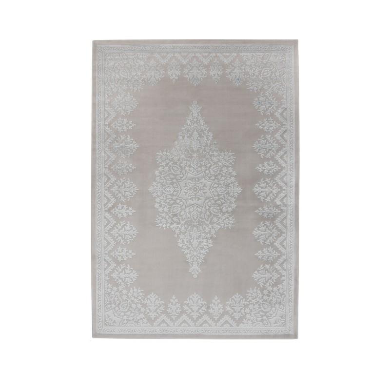 tappeto moderno Pierre Cardin Caprice Exclusive 110 argento/grigio
