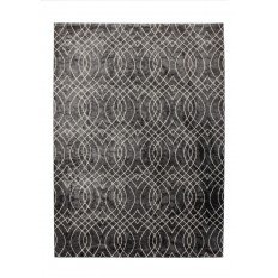 tappeto moderno Pierre Cardin Bellevie Exclusive 110 argento/antracite