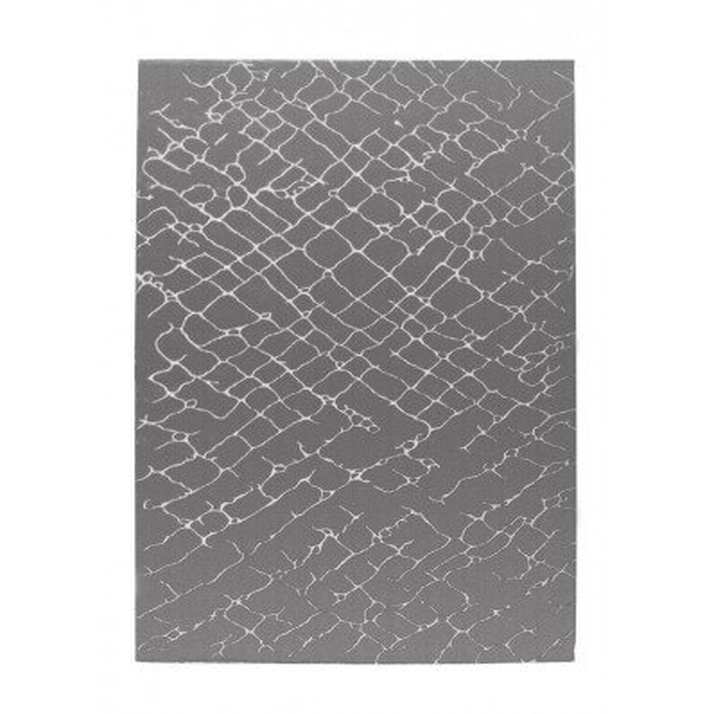tappeto moderno Pierre Cardin Bellevie Exclusive 410 argento