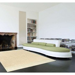 tappeto moderno Swarovski Noblesse cream cm.170x240
