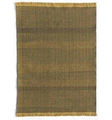 tappeto Nanimarquina Tres Outdoor texture mustard
