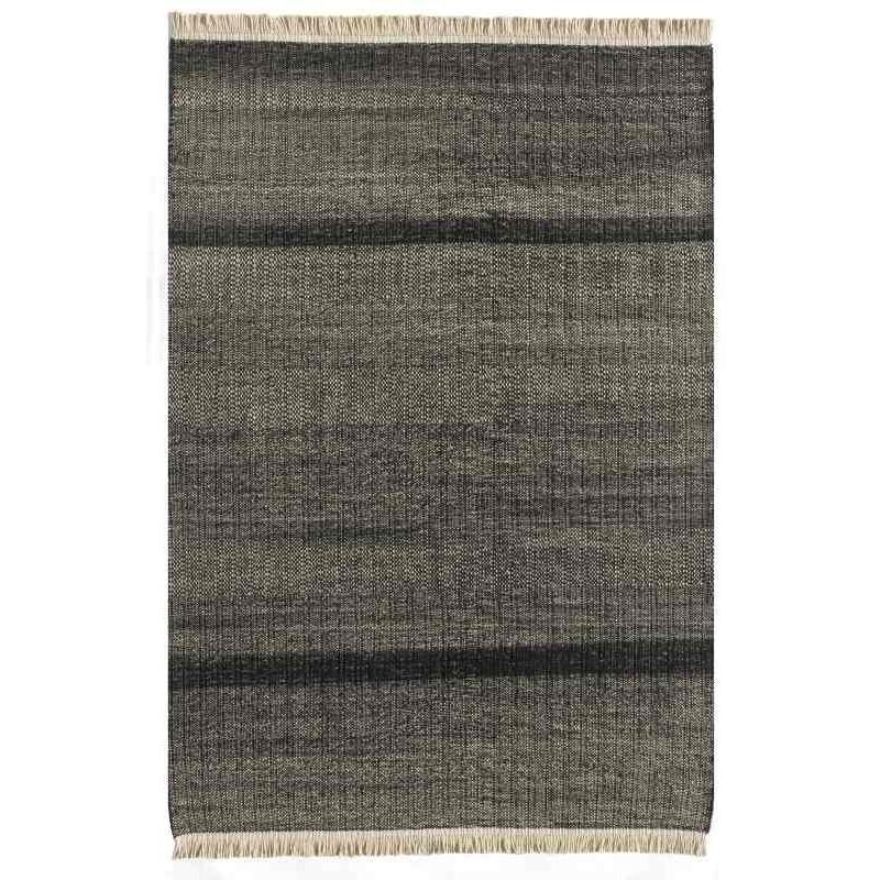 tappeto Nanimarquina Tres Outdoor texture black