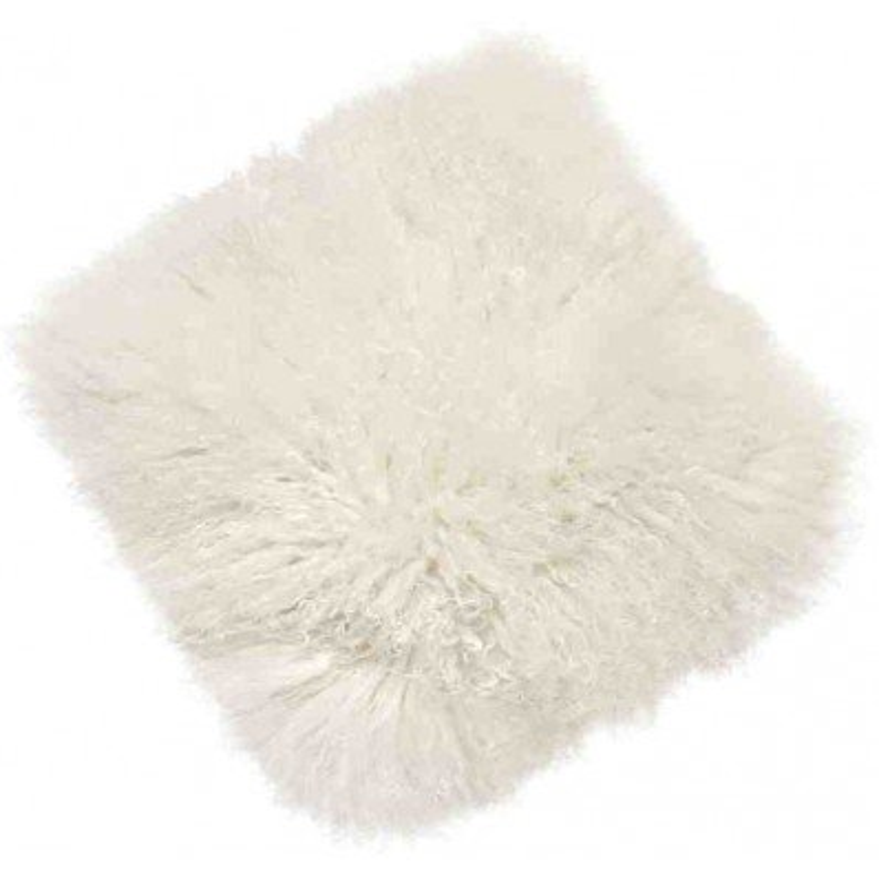 Tappeto Sitap Cuscino Tibet White