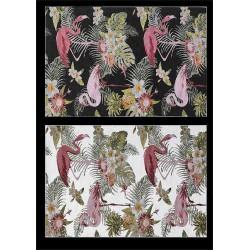 Tappeto Sitap Coco' Flamingo