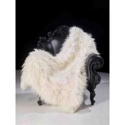 Tappeto Sitap Fur Bamby Rug Avorio